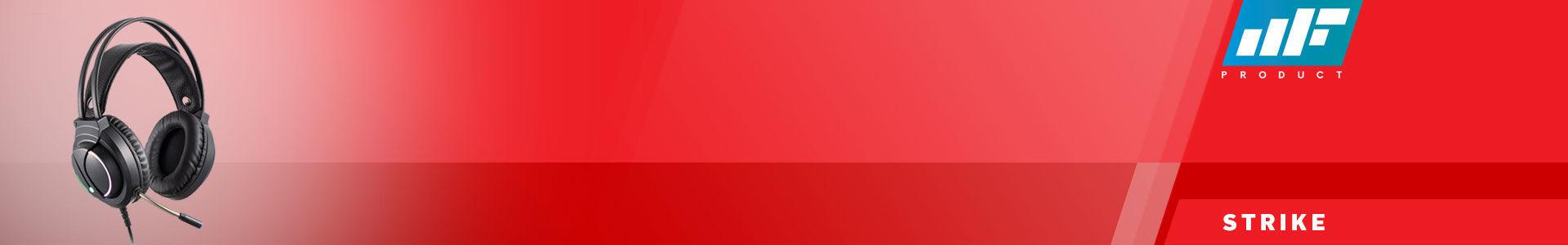 MF Product Strike 0458 Rgb Kulak Üstü Kablolu Oyuncu Kulaklığı 7.1 Usb Siyah için en doğru adrestesin!