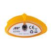 MF Product Allure 0158 Yüz Temizleme ve Masaj Cihazı Turuncu resmi