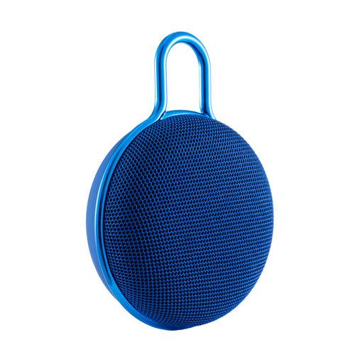 MF Product Acoustic 0176 Kablosuz Bluetooth Hoparlör Mavi resmi
