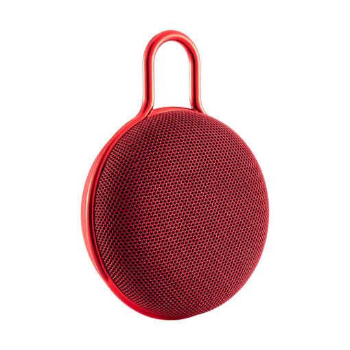 MF Product Acoustic 0176 Kablosuz Bluetooth Hoparlör Kırmızı resmi