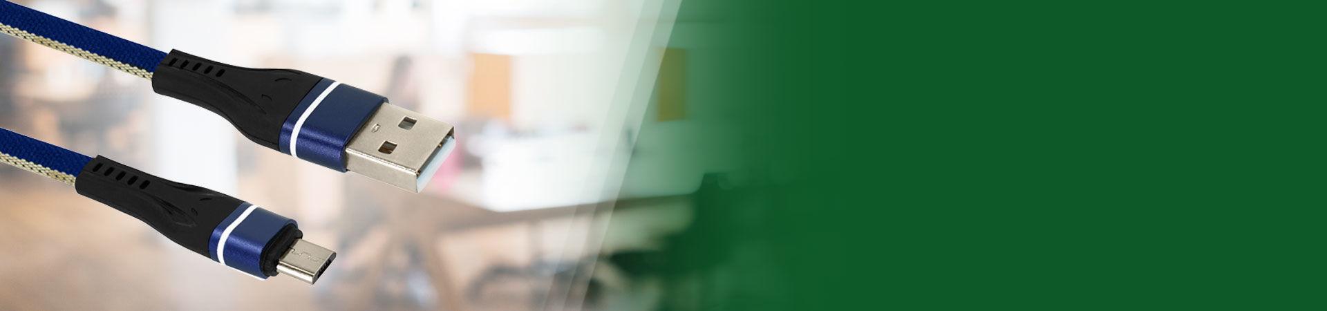 2 m Micro Usb şarj kablosu ile evinde, ofisinde günlük hayatında hızlı ve kolay veri transferi!