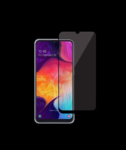 MF Product Jettpower 0429 Renkli Ekran Koruyucu Cam Samsung Galaxy A50 resmi