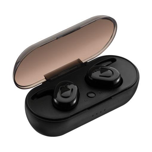 MF Product Acoustic 0167 Kablosuz Kulak İçi Bt 5.0 Bluetooth Tws Kulaklık Siyah resmi