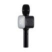 MF Product Acoustic 0254  Karaoke Mikrofon Siyah resmi