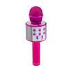 MF Product Acoustic 0255  Karaoke Mikrofon Pembe resmi
