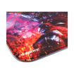 MF Product Strike 0295 Işıklı Gaming Mouse Pad resmi