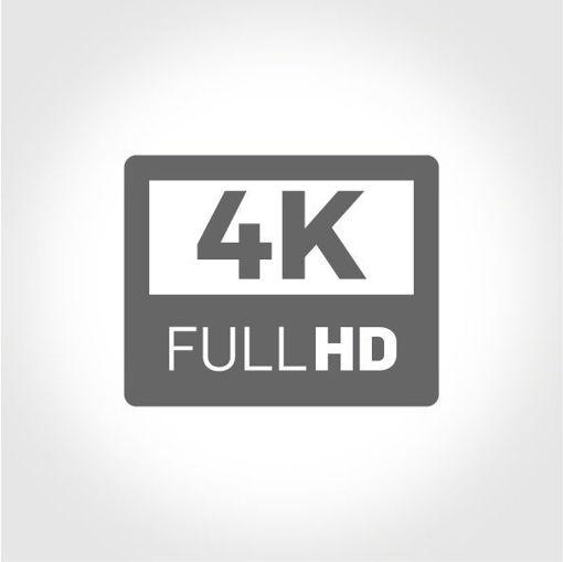 4K Ultra Çözünürlük