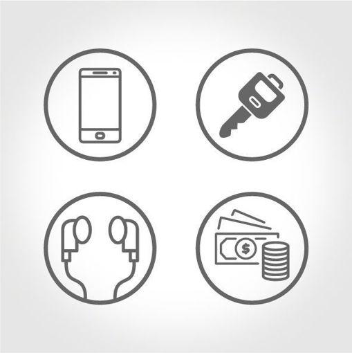 Telefon ve Küçük Eşyalar için İdeal