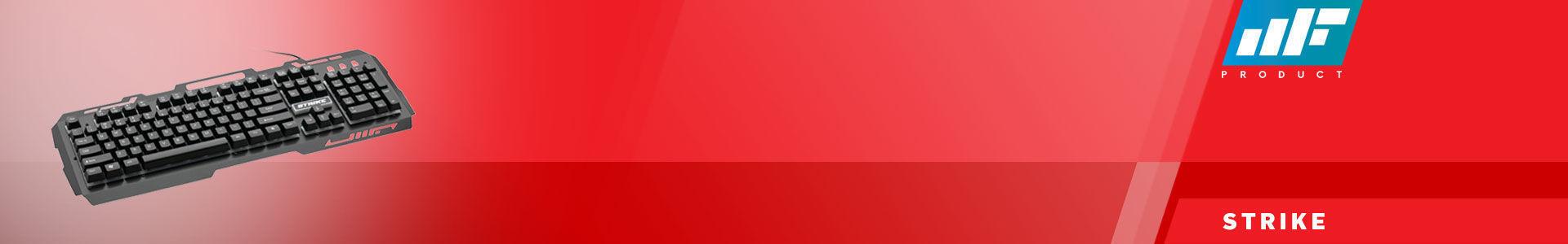 MF Product Strike 0197 RGB Kablolu Gaming Klavye Siyah için doğru adrestesin!