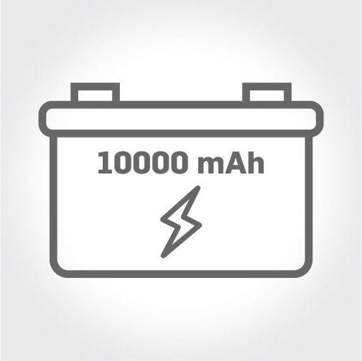 10000 mAh Güç