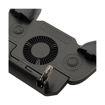 MF Product Strike 0184 Fanlı Powerbankli Mobil Oyun Kolu Siyah resmi