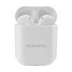 MF Product Acoustic 0464 Kulak İçi Kablosuz Bluetooth Bt 5.0 Tws Kulaklık Beyaz resmi