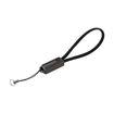 MF Product Jettpower 0048 Metal Başlıklı Örgülü 2.1 A Lightning Hızlı Şarj Kablosu 20 cm Siyah resmi