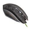 MF Product Strike 0109 Kablolu Rgb Gaming Mouse + Mouse Pad Yeşil resmi