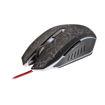 MF Product Strike 0109  Kablolu Rgb Gaming Mouse + Mouse Pad Kırmızı resmi