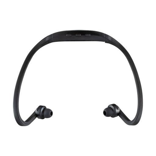 MF Product Acoustic 0240 Kulak İçi Sporcu Tipi Kablosuz Bluetooth Kulaklık Siyah resmi