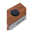 MF Product Acoustic 0170 20W Ahşap Kablosuz Bluetooth Hoparlör resmi