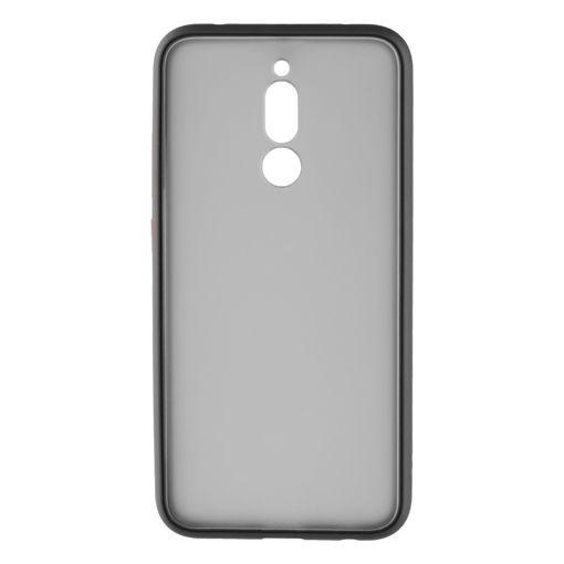 MF Product Jettpower 0347 Telefon Kılıfı Xiaomi Redmi 8 Siyah-Kırmızı resmi