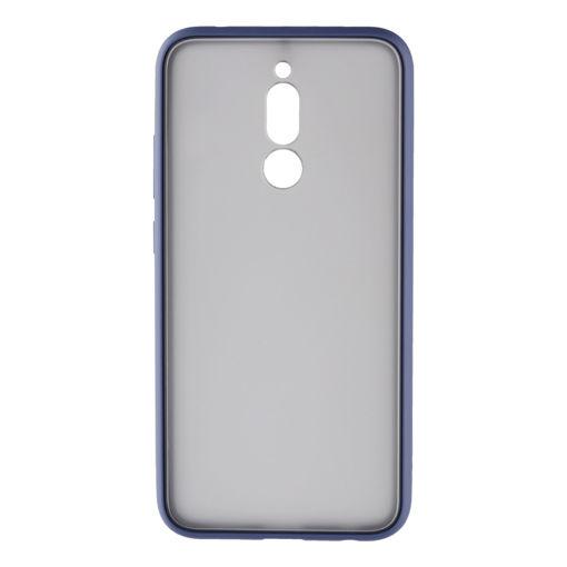 MF Product Jettpower 0347 Telefon Kılıfı Xiaomi Redmi 8 Koyu Mavi resmi