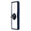 MF Product Jettpower 0351 Yüzüklü Telefon Kılıfı Oppo Reno 2 Koyu Mavi resmi
