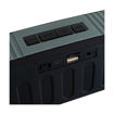 MF Product Acoustic 0144 Kablosuz Bluetooth Hoparlör Siyah resmi