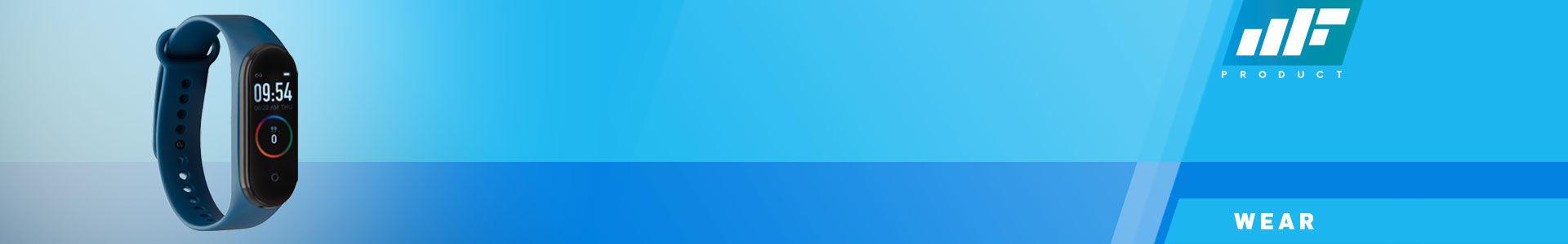 MF Product Wear 0071 Akıllı Bileklik Mavi en iyi fiyata stokta!