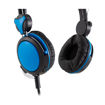 MF Product Strike 0177 Kablolu Kulak Üstü Oyuncu Kulaklığı Mavi resmi