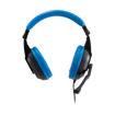 MF Product Strike 0178 Kablolu Kulak Üstü Oyuncu Kulaklığı Mavi resmi