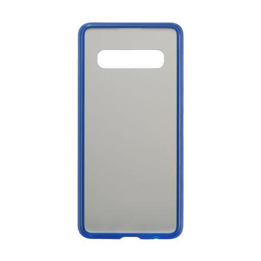 MF Product Jettpower 0323 Telefon Kılıfı Samsung Galaxy S10 Koyu Mavi resmi