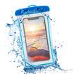 MF Product Jettpower 0244 Su Geçirmez Telefon Kılıfı Mavi resmi
