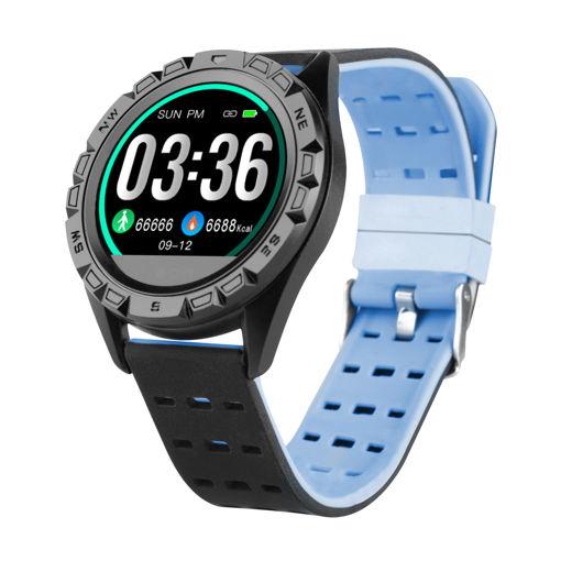 MF Product Wear 0258 Akıllı Saat Mavi resmi