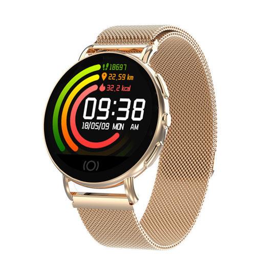 MF Product Wear 0260 Akıllı Saat Gold resmi