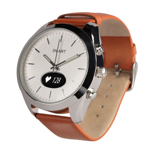 MF Product Wear 0256 Akıllı Saat Kahverengi resmi