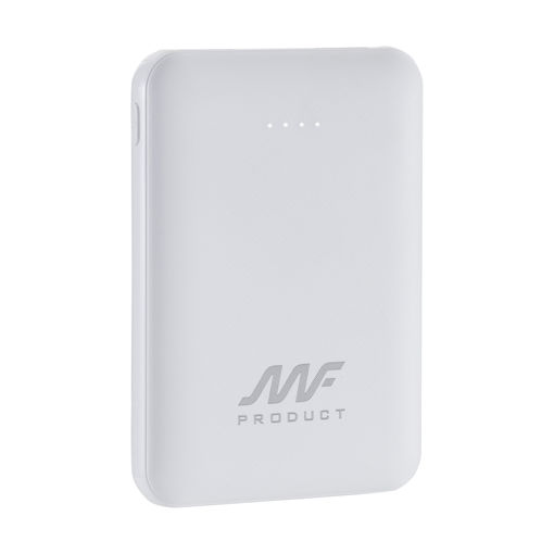 MF Product Jettpower 0141 5000 mAh Mini Powerbank Beyaz resmi