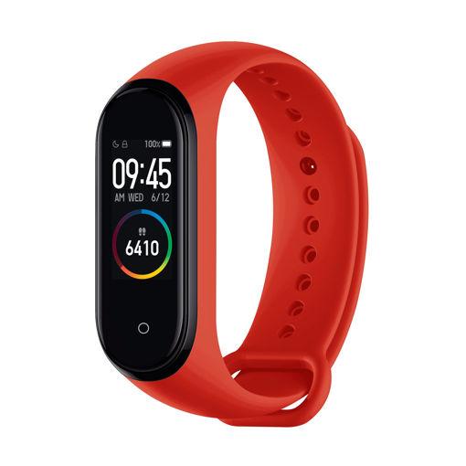 MF Product Wear 0071 Akıllı Bileklik Kırmızı resmi