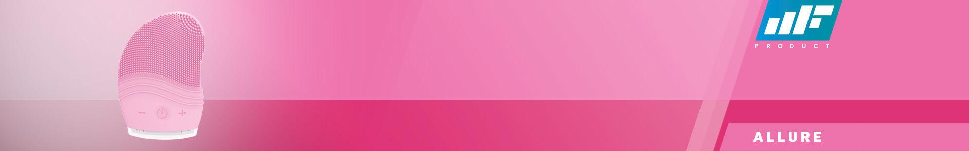 MF Product Allure 0158 Titreşimli Yüz Temizleme Cihazı Pembe için en iyi fiyatı buldun!