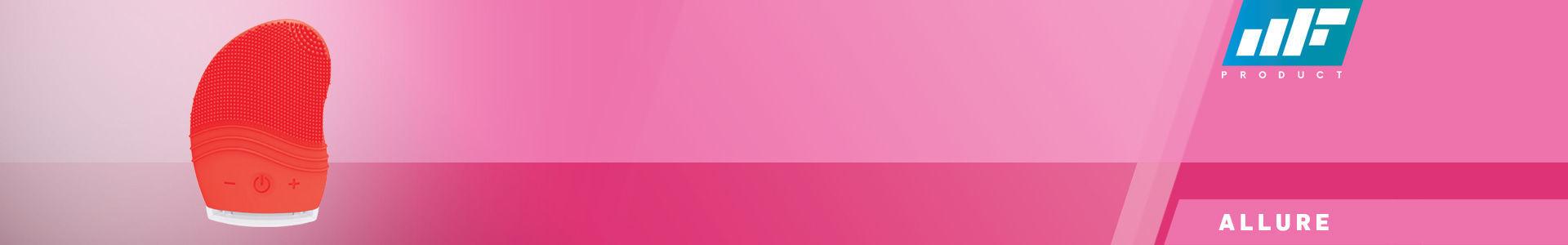 MF Product Allure 0158 Titreşimli Yüz Temizleme Cihazı Kırmızı için en iyi fiyatı buldun!