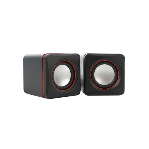 MF Product Acoustic 0174 Kablolu Speaker Siyah resmi