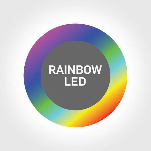Rainbow Stil