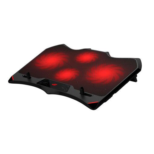 MF Product Strike 0524 Gaming Laptop Soğutucu Siyah resmi