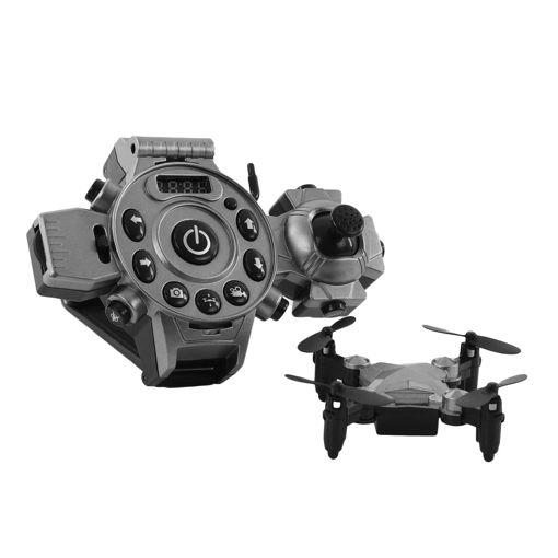 MF Product Atlas 0509 Mini Bilekten Kumandalı Drone Gri resmi