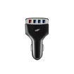 MF Product Jettpower 0530 Hızlı Araç Şarjı QC 3.0 4 USB 5V 3.5A Siyah resmi