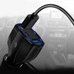MF Product Jettpower 0531 Hızlı Araç Şarjı QC 3.0 3 Port Usb+TYPE-C 5V 3.5A Siyah resmi
