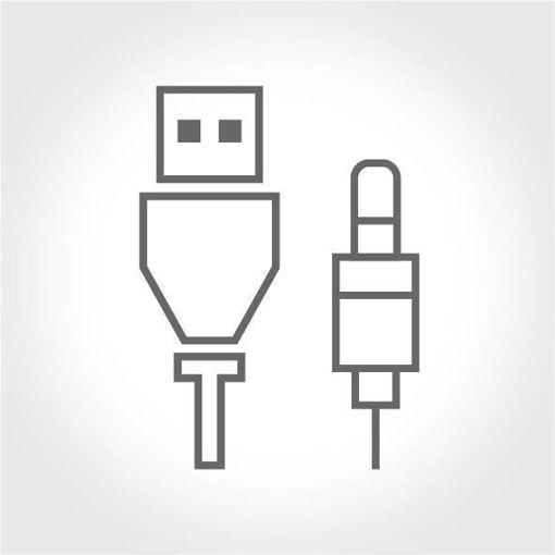 Jack ve USB Girişi