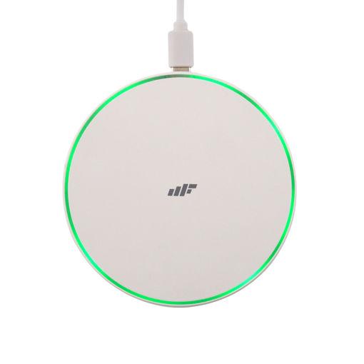 MF Product Jettpower 0615 Kablosuz Şarj Cihazı Beyaz resmi