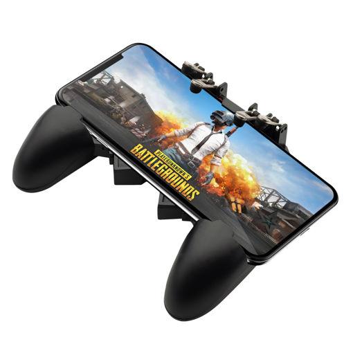 MF Product Strike 0183 Mobil Oyun Kolu Siyah resmi