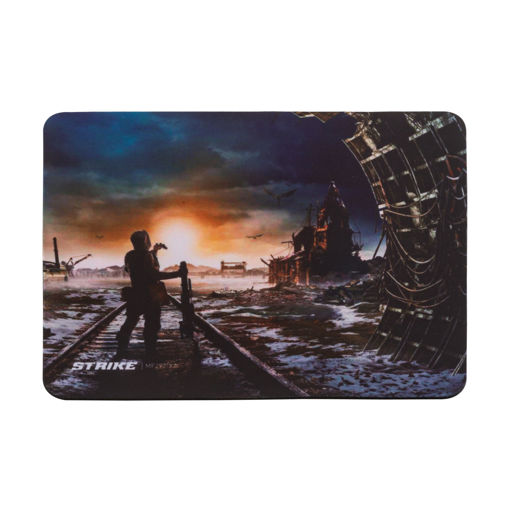 MF Product Strike 0292 X2 Gaming Mouse Pad resmi