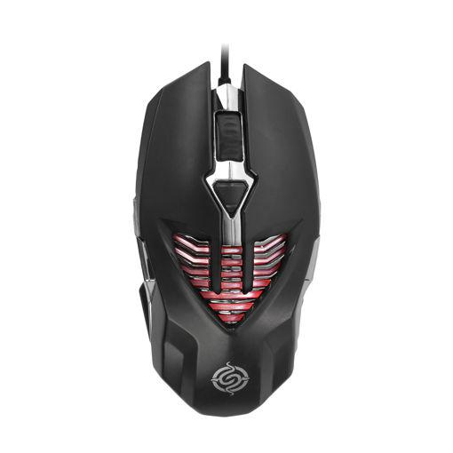 MF Product Strike 0580 Rgb Kablolu Gaming Mouse Siyah resmi