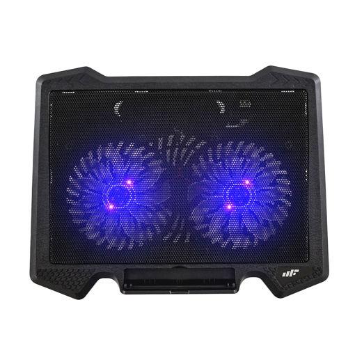 MF Product Strike 0559 Gaming Laptop Soğutucu Siyah resmi
