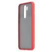 MF Product Jettpower 0345 Telefon Kılıfı Xiaomi Redmi Note 8 Pro Siyah-Kırmızı resmi